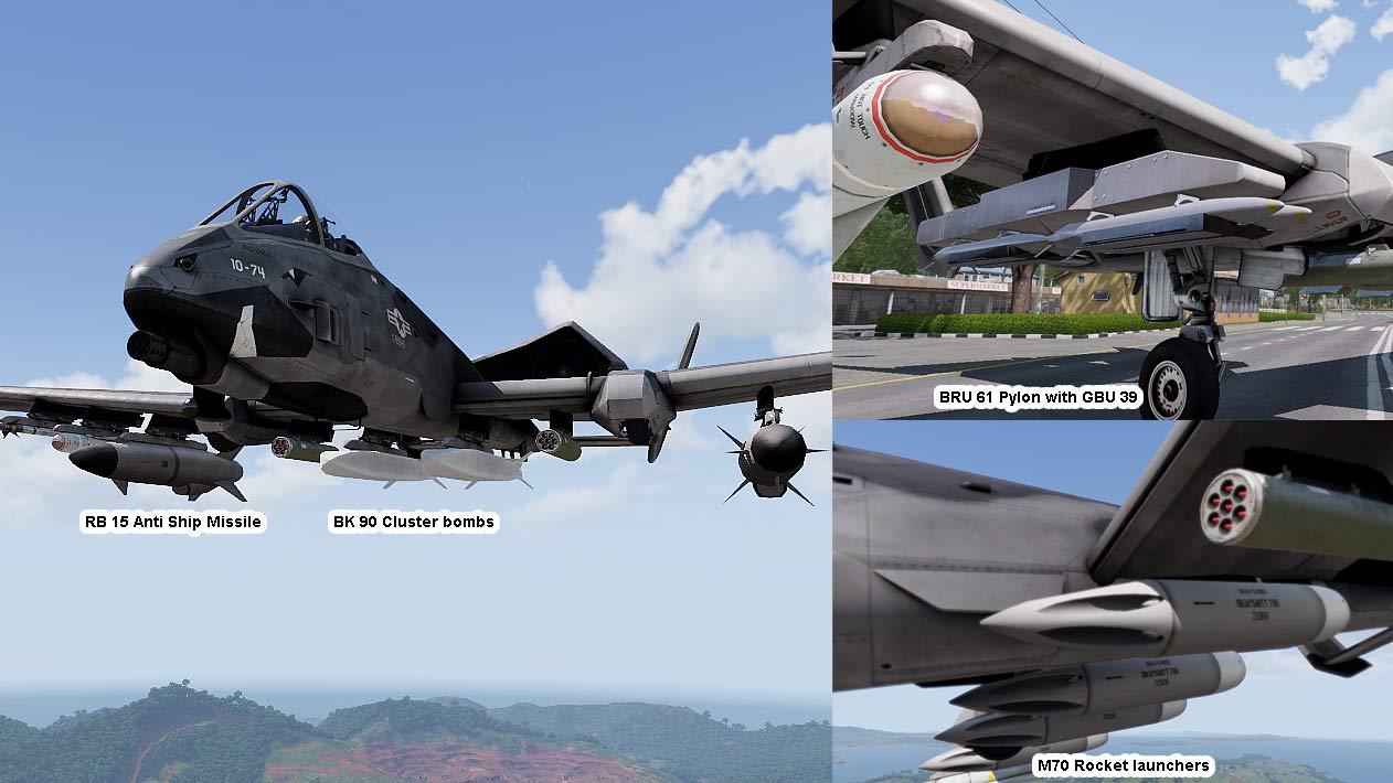 Dynamic Vehicle Loadouts feedback - ARMA 3 - DEVELOPMENT
