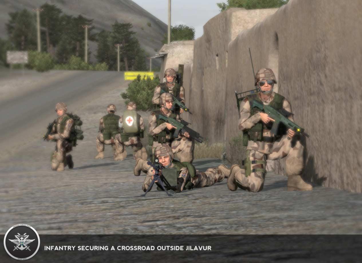 SFP: Infantry