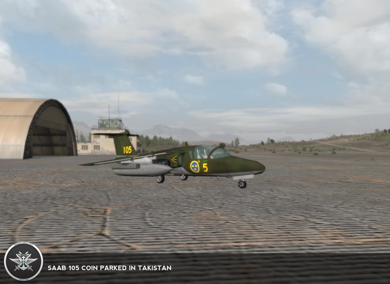 SFP: Saab 105